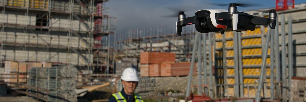 Kontakt Drohnen Flugschule - Drohnen Ausbildung & Pilotenschein
