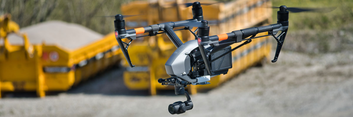 Spezial Drohnenkurse / Drohnen Training