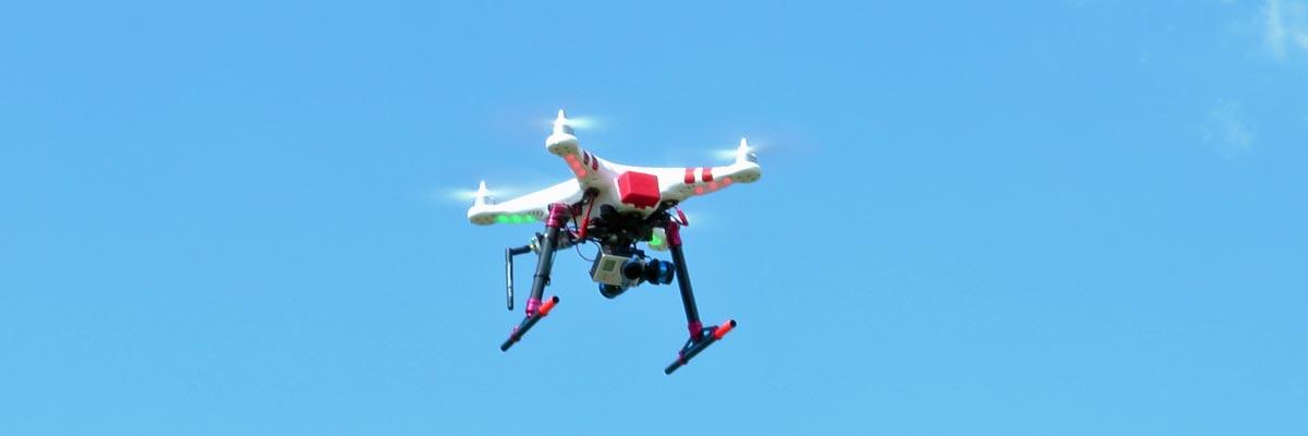 Impressum - Drohnenschule / Drohnenkurse