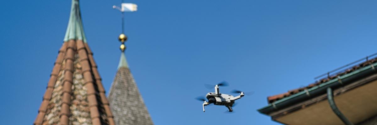 Drohnen Training - Drohnen Flugschule - Drohnenführerschein - Drohneneinsatz & Drohnenregulierung 2021