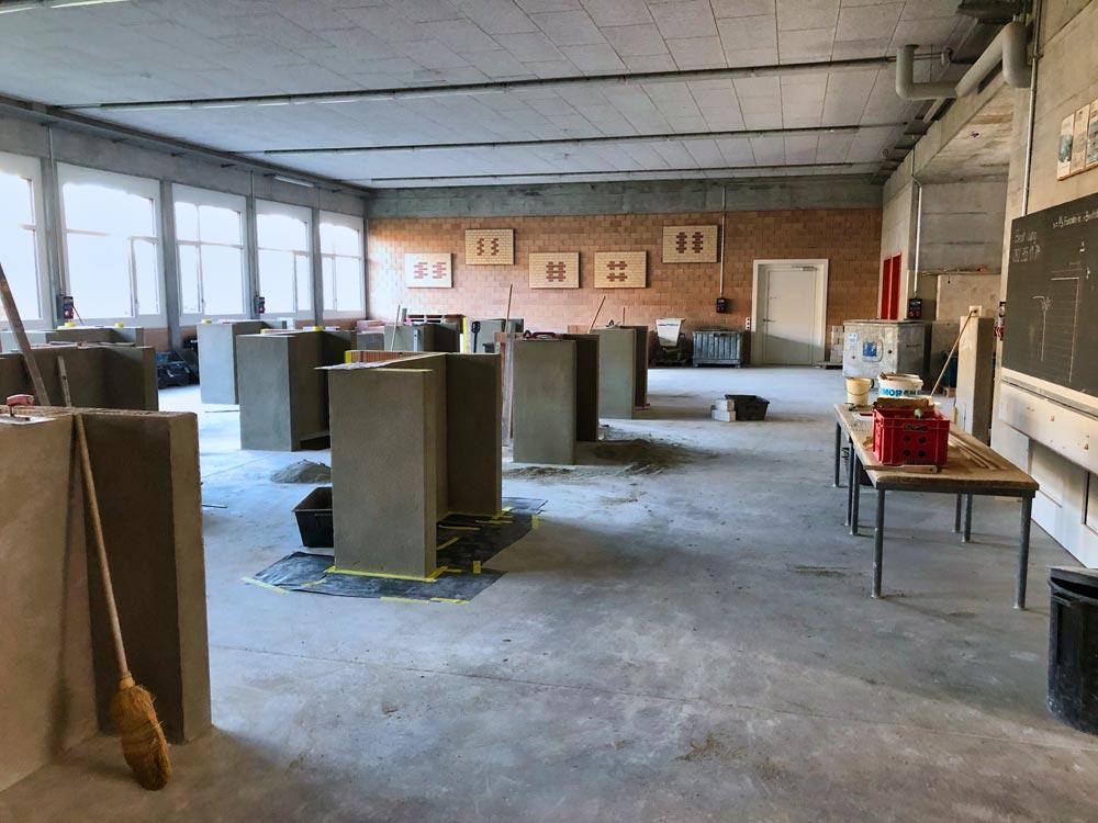 Baumeister undn Drohnen Kurszentrum Effretikon