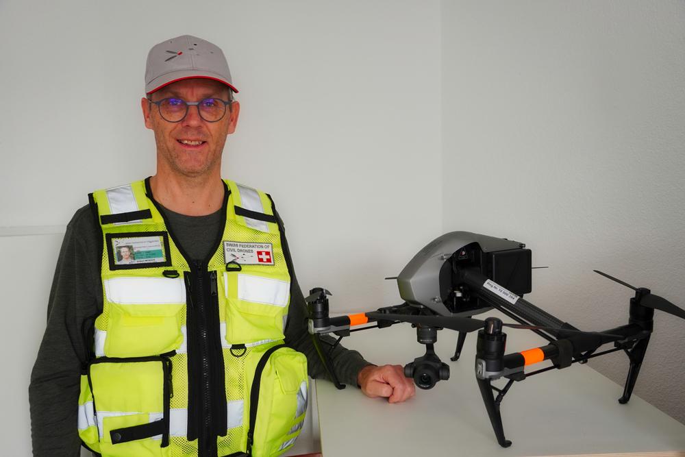 Drohnen Training, Drohnen Instruktor und Leiter Drohnenkurs - Safe Drone Flying - Drohnen Checkliste, Flugvorbereitung für Drohnenpiloten