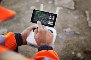Drohnenkurse für Immobilienmakler und Handwerker auf dem Bau