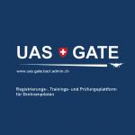 Registrierung beim BAZL (UAS.gate) in der Schweiz